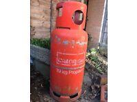 19kg empty calor gas bottle