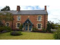 Large double bedroom to let in lovely country location