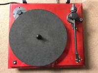 "Revolver ""The Turntable"""
