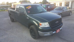 FORD F-150 LONG BOX Pickup Truck *** 4X4 *** CLEAN $9995