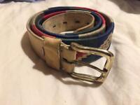 42-46 inch belt.