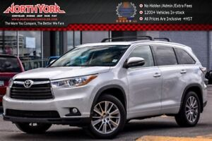 2015 Toyota Highlander XLE|AWD|8Seats|Sunroof|Nav.|HtdFrntSeats|