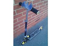 batman kids scooter