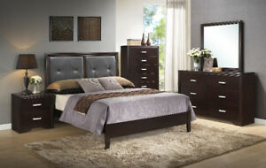 SOLD -- Complete King Size Bedroom set  - blowout price!