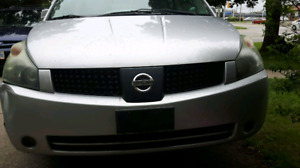 Nissan 2005 174000km as is good car everything working this car