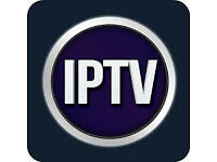 iptv system with 12 MONTH GIFT q box setup not skybox