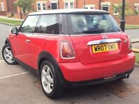 MINI COOPER (2007) R56 1.6 3dr Excellent Condition Drives Like New Timing Chain Replaced BARGAIN