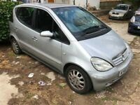 Mercedes Benz A Class GEARBOX FAULT, READ FULL ADVERT, A170 CDI Diesel Auto AUTOMATIC --