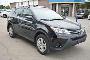 2014 Toyota RAV4 AWD LE/HEATED SEATS/BACKUP CAMERA/BLUETOOTH