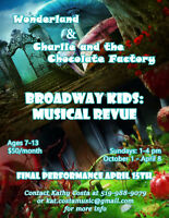 Broadway Kids: Musical Revue