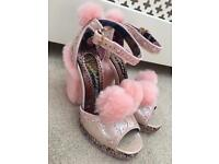 Irregular Choice Cream Puff Shoes!