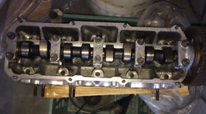 VW Rabbit Diesel Cylinder Head and Camshaft