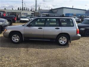 2000 Subaru Forester Dynastar