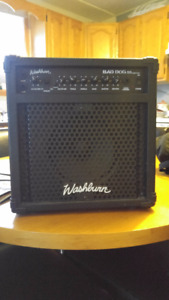 Washburn Bad Dog 25w Amp