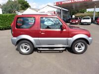 Suzuki Jimny JLX MODE (red) 2005