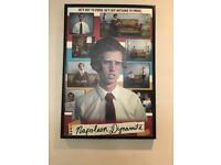 Napoleon Dynamite framed poster