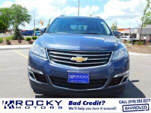 2013 Chevrolet Traverse LT - BAD CREDIT APPROVALS