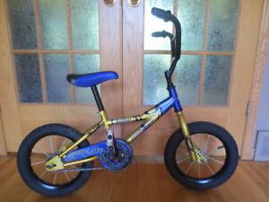 vélo enfant 14 pouces
