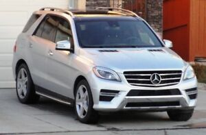 Like NEW 2015 Mercedes-Benz 4MATIC ML 350 BlueTEC V6, 3L Diesel