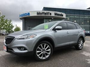 2015 Mazda CX-9 GT AWD LEATHER, SUNROOF, POWER LIFTGATE, BOSE