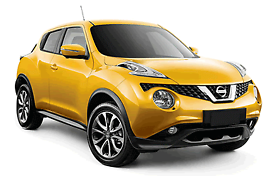 NISSAN JUKE 1.5 dCi Visia [Start Stop] (red) 2014