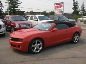 2011 Chevrolet Camaro 2LT   Convertible   RS   Leather