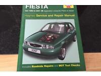 Ford Fiesta Service & Repair Manual