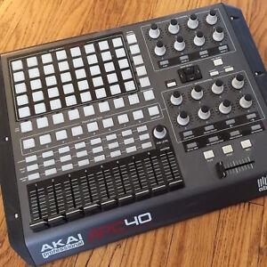 AKAI APC 40 - Ableton Live