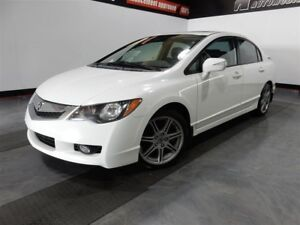 2009 Acura CSX Type S-CUIR-TOIT OUVRANT-MAGS