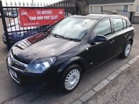 2009 (59) VAUXHALL ASTRA 1.4, 1 YEAR MOT, WARRANTY, NOT FOCUS MEGANE 308 NOTE GOLF A3