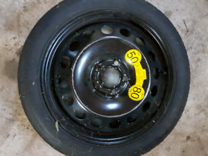 Spare Tire off an 06 Volvo S60