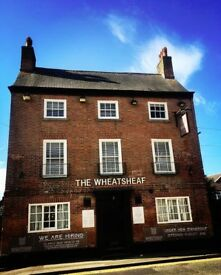 Front of House Staff Needed! Full & Part Time Permanent Positions