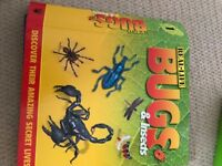 bugs childrens magazines (about insects)