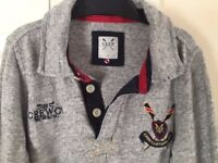 Boys Crew Clothing Polo Shirt