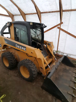 SKIDSTEER SERVICES in prince albert and area
