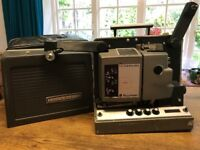 Bell and Howell 1969 Filmosound Projector