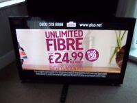 50 inch LG Plasma televisions X 2