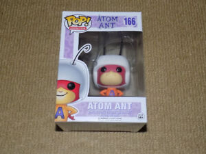 FUNKO, POP, ATOM ANT, VAULTED, HANNA BARBERA, ANIMATION #166