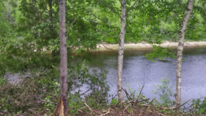 4 LARGE RECREATIONAL LOTS WITH WATERFRONT