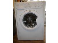 Indesit Washing Machine - 1400 RPM - 8kg - Eco Time Energy Saver