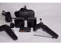 HTC Vive Full virtual reality kit Black
