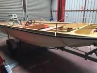 Dory 4 13ft fishing/ speedboats