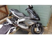 Derbi 200cc 12 months mot starts and rises perfect! Quick bike