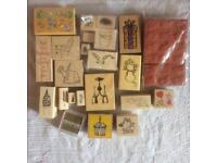 Rubber Stamps Destash