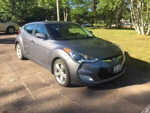2012 Hyundai Veloster - 3DR - Only 61K