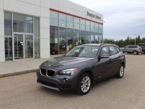 2014 BMW X1 xDrive28i, leather, pano roof