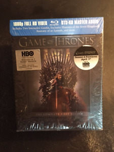 Game of Thrones - S1 BluRay