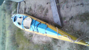 20' Eddyline San Juan triple sea kayak