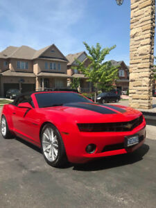2012 Chevrolet Camaro Convertible ONE OF A KIND!!