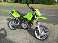 Wanted CCM R30.......650cc SUPER MOTO...